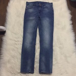 H&M skinny jeans size 12-13Y